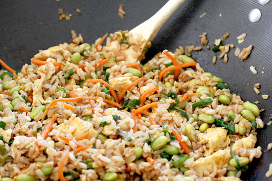 healthy-edamame-fried-rice