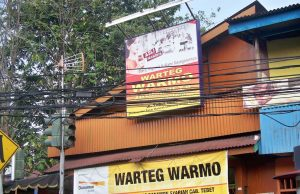 Warteg warmo berdiri dari tahun 70'an