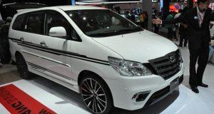 Mobil keluarga yang nyaman - Kijang Innova