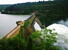 Bendungan Terbesar di Dunia - Srisailam Dam, India