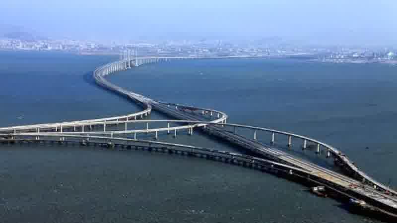 Jembatan Terpanjang di Dunia Beijing Grand Bridge - dialmenowblog.com