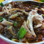 makanan khas Tegal - soto sedap malam campur